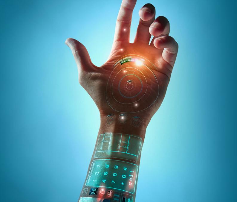 Mit den Händen arbeiten bekommt eine neue Dimension